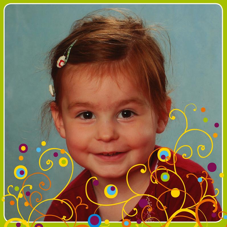 Sara 4 jaar